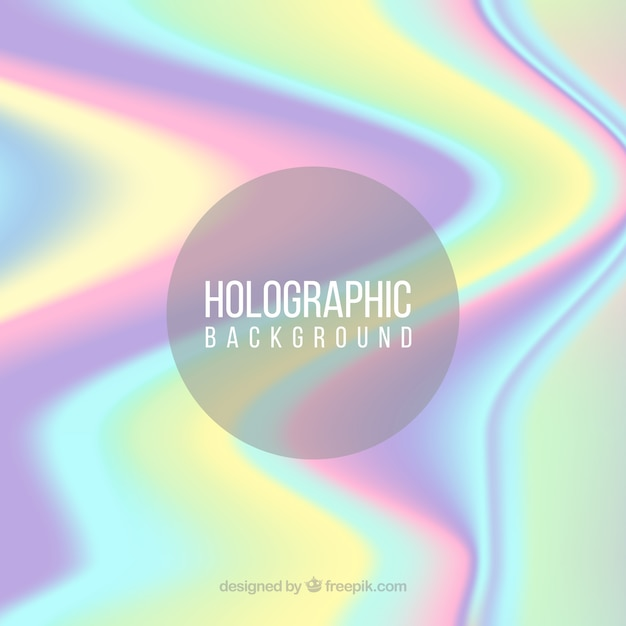 Colorful waves background Free Vector