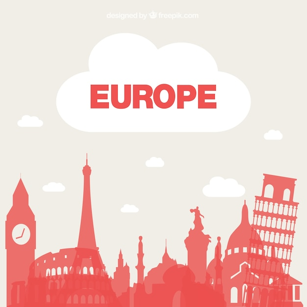 Europe vectors photos and psd files free download for Paris orange card
