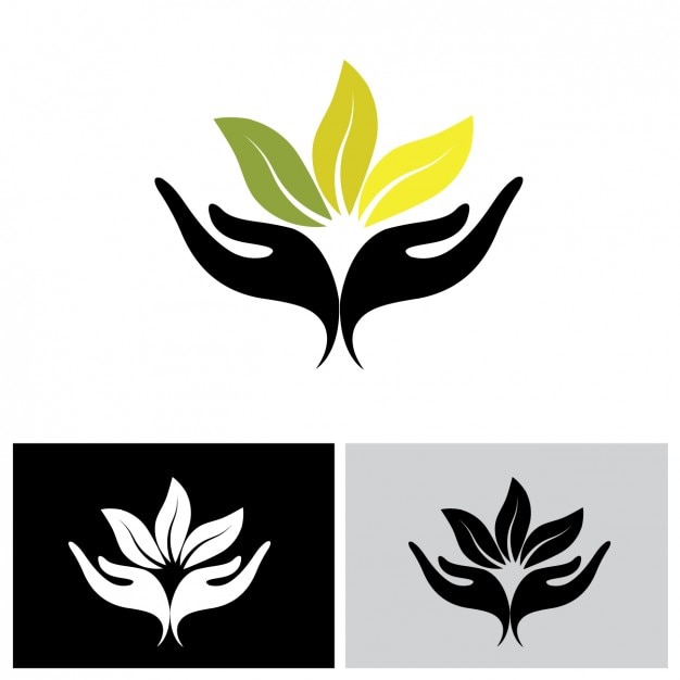 Coloured logo design Vector | Free Download - photo#4
