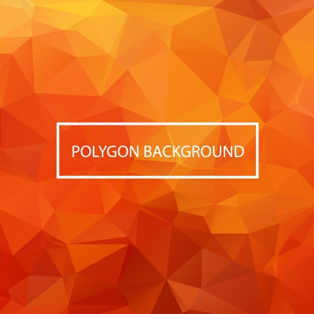 Coloured polygonal background design Free Vector