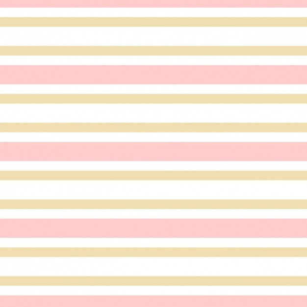 Coloured Stripes Pattern Design Vector