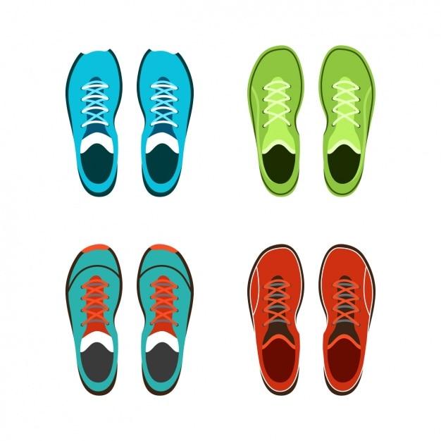 Coloured tennis collection