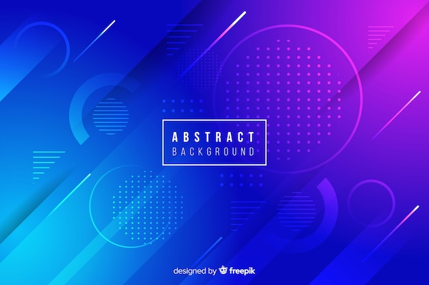 Colourful abstract background Free Vector