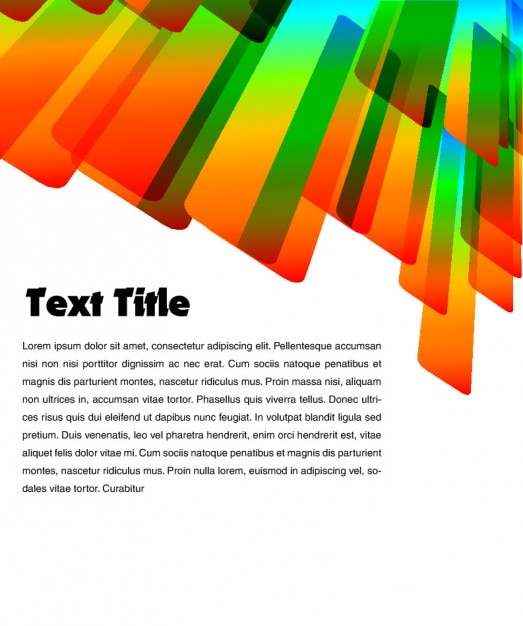 Colourful gradiernts of lines on white background Free Vector
