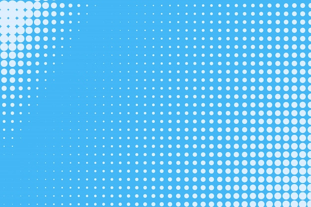 Comic pop art style blank background. Premium Vector