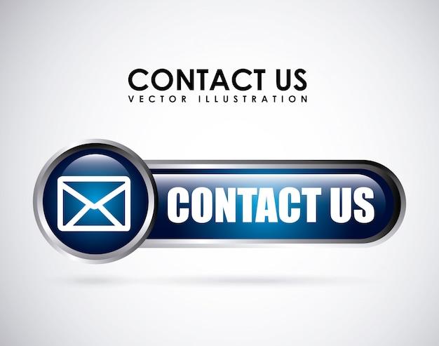 Communication design Premium Vector