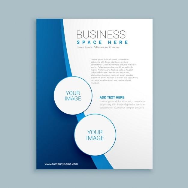 how to create a company brochure