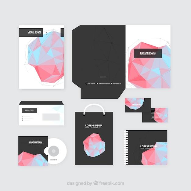 Company profile design | ai free download pikbest.