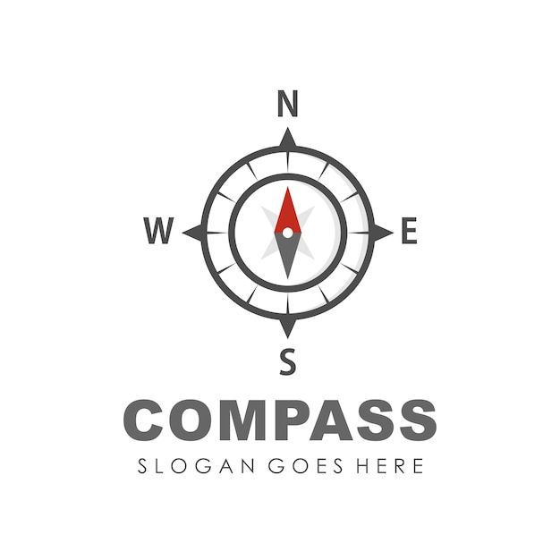Compass Logo Design Template