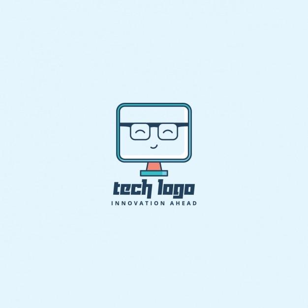 computer logo vector free download
