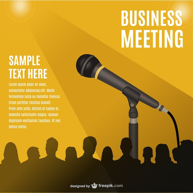 Conference meeting vector vector free download conference meeting vector free vector stopboris Image collections