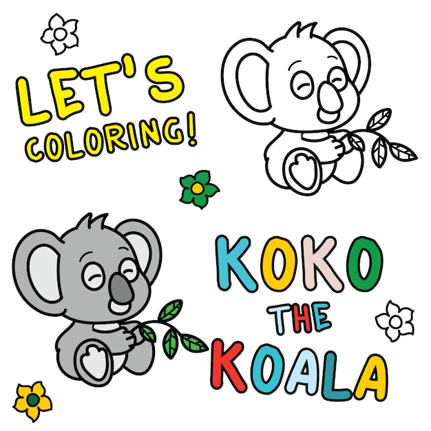 Connecting the dots coloring page brain games for kids children activity Premium Vector