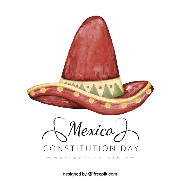 Constitution day backg... Mexico Country Vector