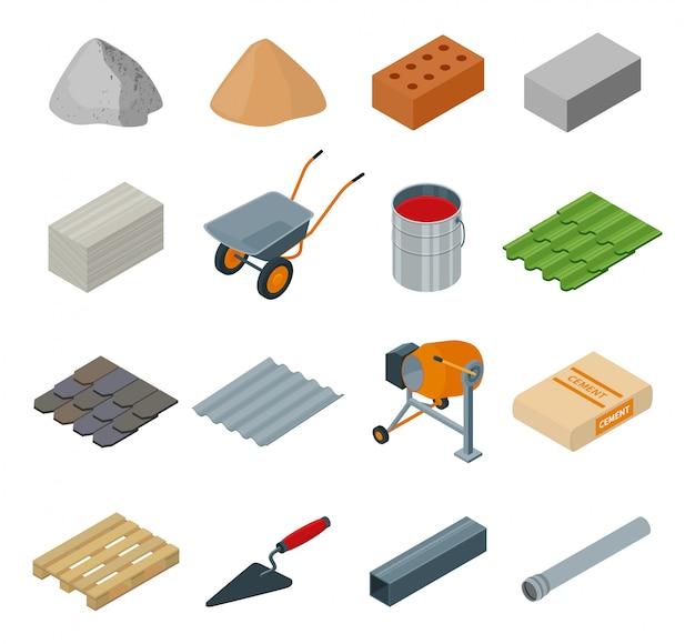 vật liệu xây dựng (Building materials)