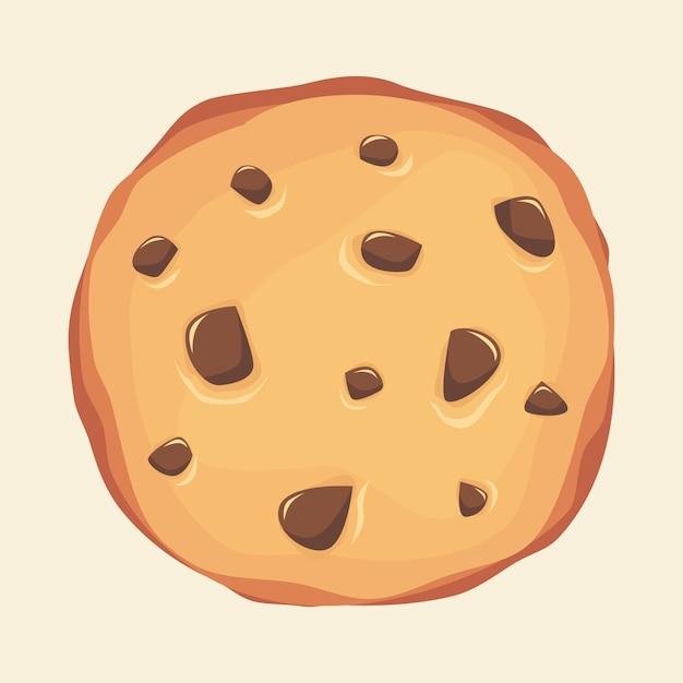 Cookies illustration Premium Vector
