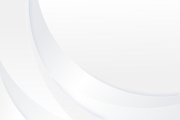 Копирование пространства на белом фоне Бесплатные векторы