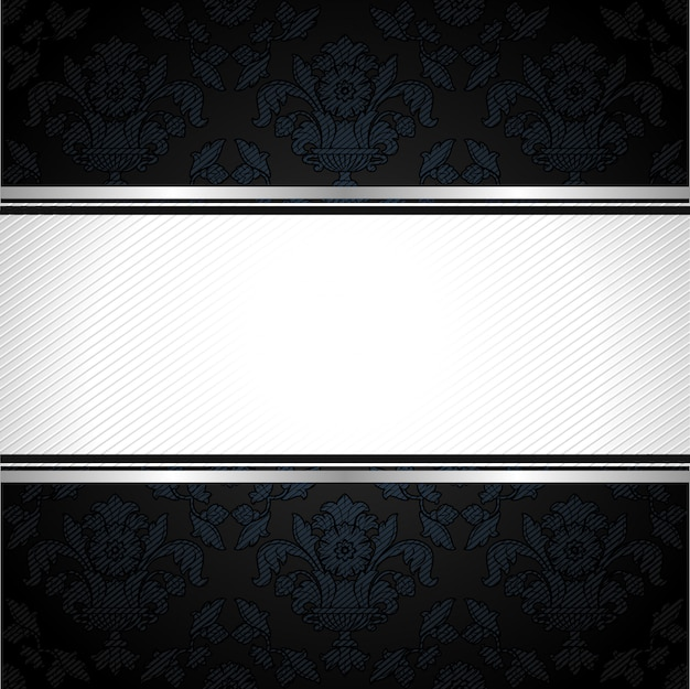 Corduroy background, blue ornamental fabric texture Premium Vector