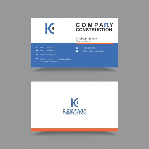 image source - Business Card Design Inspiration