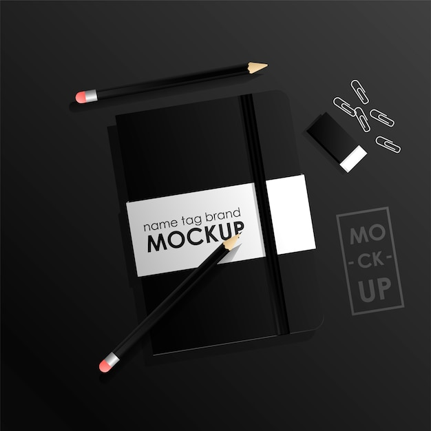 Corporate identity design template set Free Vector