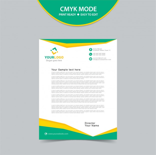 Business envelope template illustrator business envelope letterhead 17 best ideas about letterhead template spiritdancerdesigns Image collections