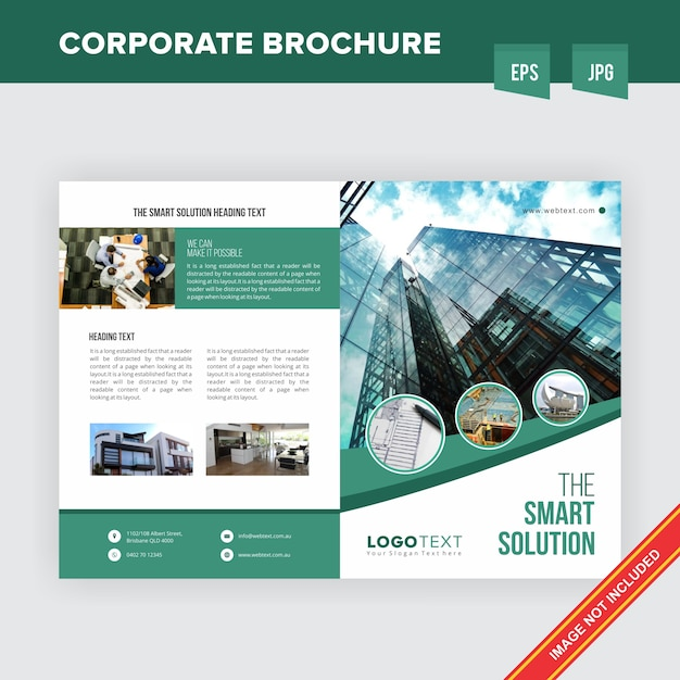 Indesign Vectors Photos And PSD Files Free Download - Real estate brochure template free download