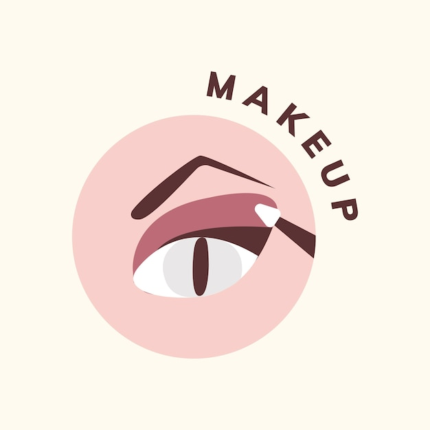 Cosmetics and makeup icon vector Vector | Free Download