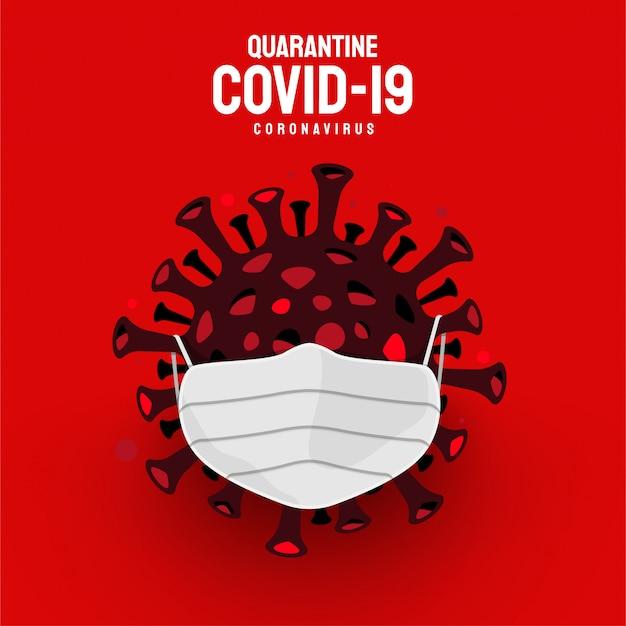 Covid-19-04 Premiumベクター