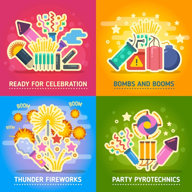 Crackers Premium Vector