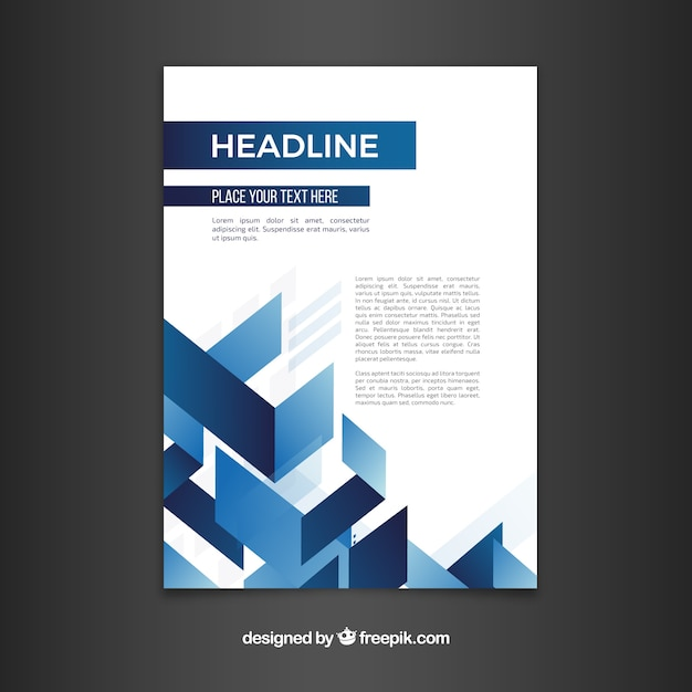 Creative and elegant business brochure