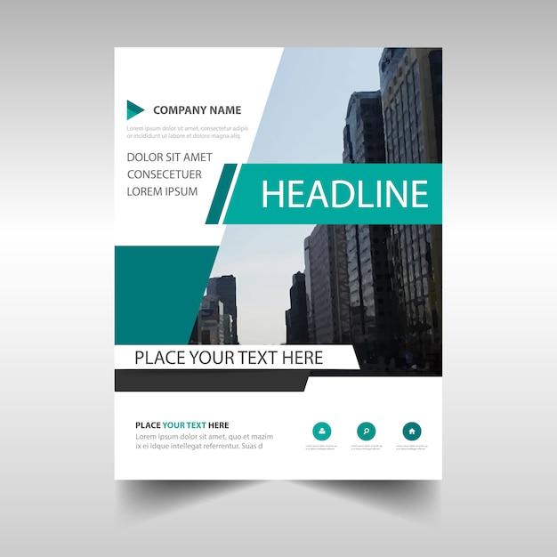download vector creative annual report cover template vectorpicker