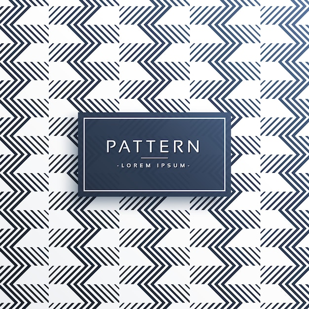 creative aztec style pattern background Free Vector