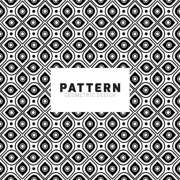 Creative batik seamless pattern Premium Vector