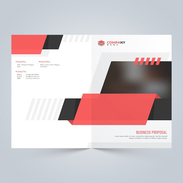 Creative business proposal design corporate template layout vector creative business proposal design corporate template layout premium vector flashek Images