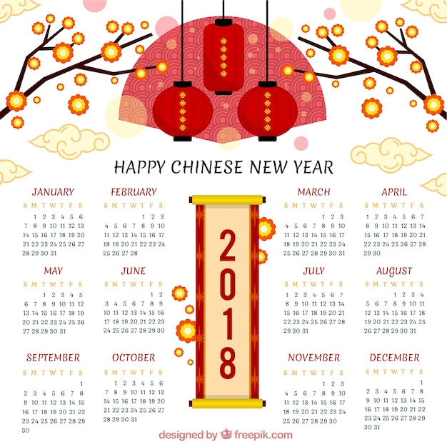 creative chinese new year calendar vector free download chinese new year 2010 date - Chinese New Year Date