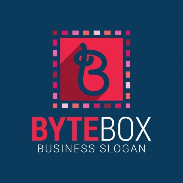 Creative letter b logo Free Vector