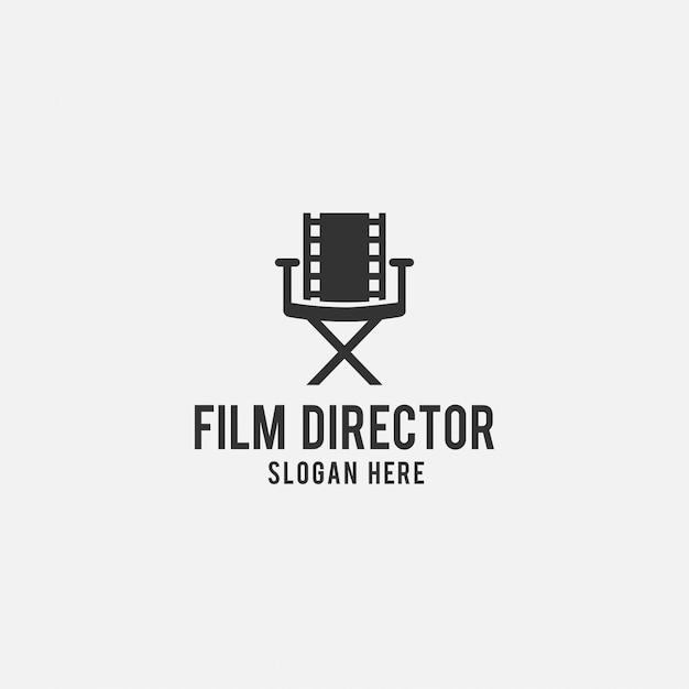 Creative logo design for film Premium Vector