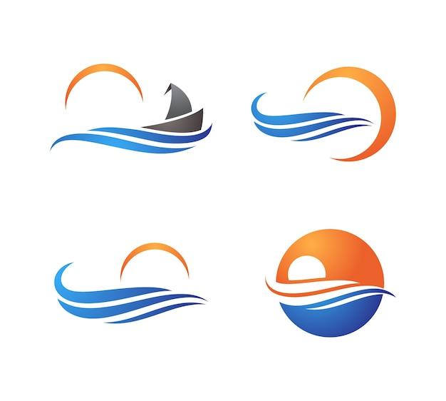 Ocean Symbol
