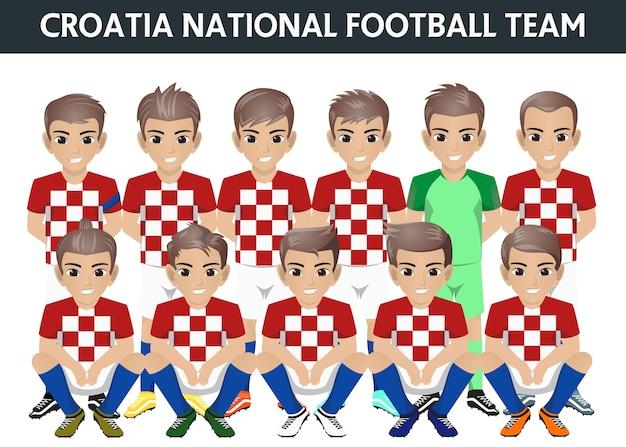Croatia national football team Vector  f27497f56