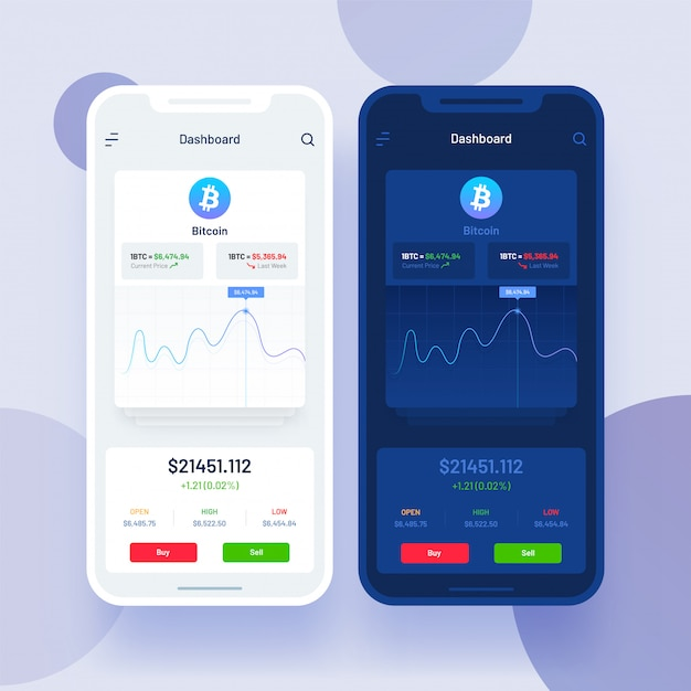 best cryptocurrency trading app user interface