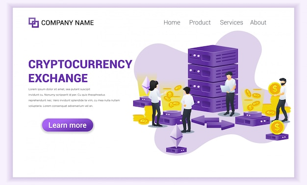 cryptocurrency exchange server