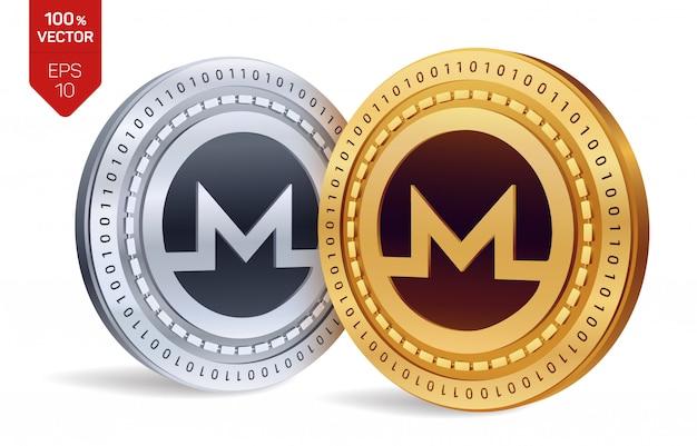 monero cryptocurrency symbol