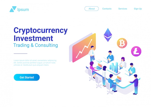 cryptocurrency trading investment investment