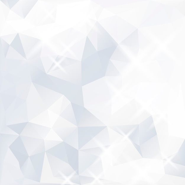 Crystal textured background illustration Free Vector