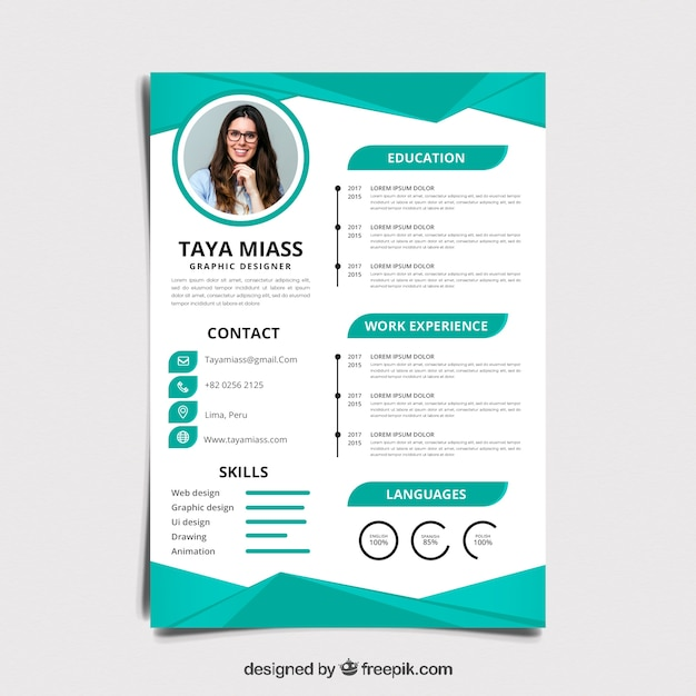 vitae vectors  photos and psd files