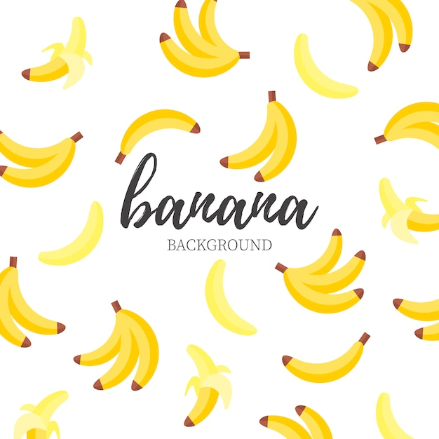 cute banana background_1361 424