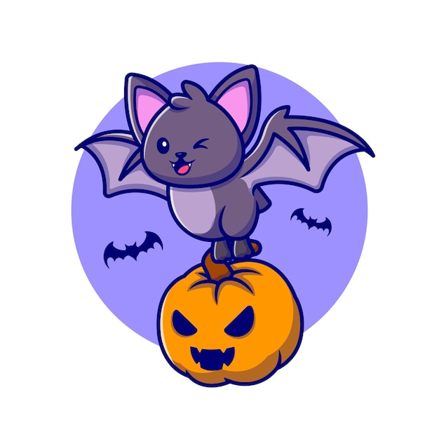 View Halloween Cute Bat Images Pictures