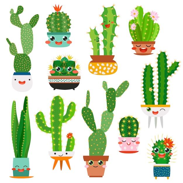 how to display succulents 30 cute examples.htm cute cactus pots happy face cartoon succulent cacti funny flower  cute cactus pots happy face cartoon