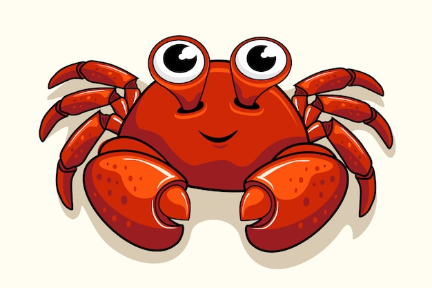 Premium Vector Cute Crab Cartoon Animals Discover over 3651 of our best selection of 1 on. https www freepik com profile preagreement getstarted 7686843