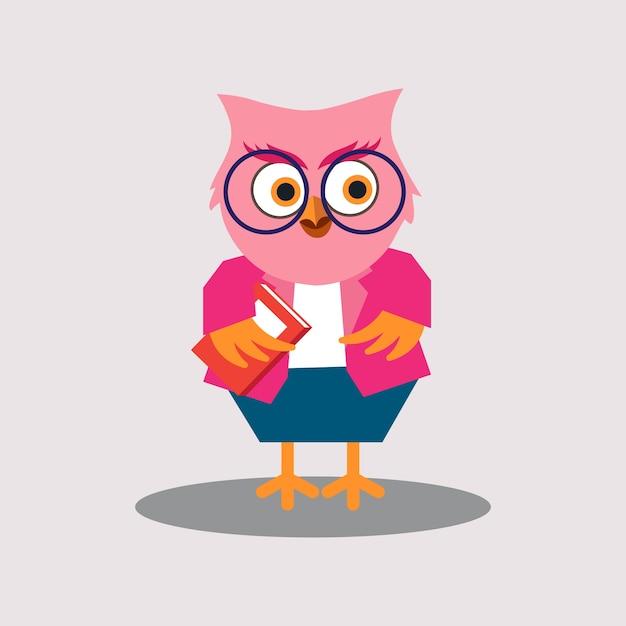 Image result for free clip teacher owl woman teacher