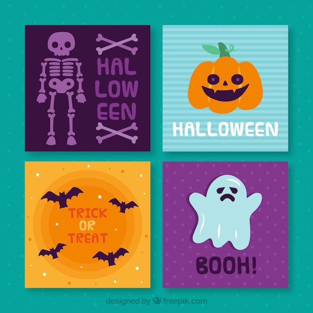 cute halloween cards stock images page everypixel